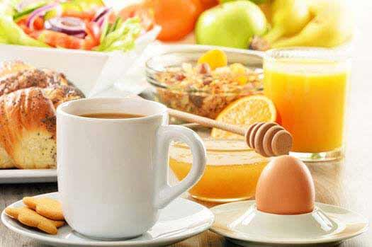 deutsches Frühstück