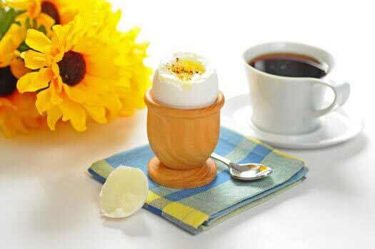 Frühstücksei