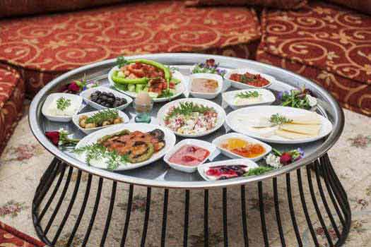Türkisches Frühstück - Rezepte & Ideen